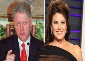 Bill Clinton Scandal
