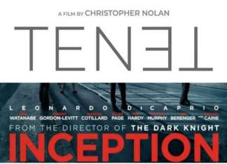 Tenet-Inception