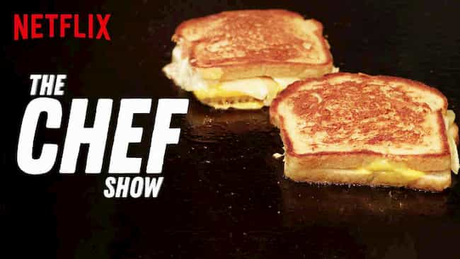Netflix: 'The Chef Show' Season 2