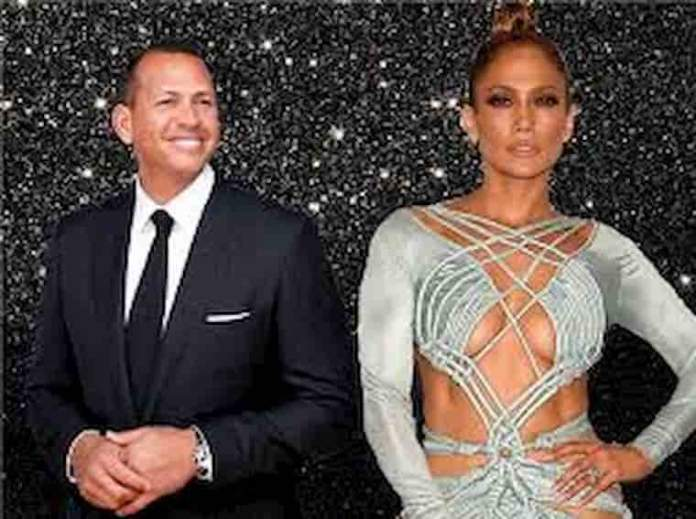 Alex Rodriguez & Jennifer Lopez's Wedding