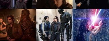 Star Wars: all the films in the series ordered from worst to best