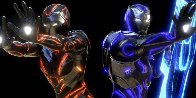 Marvel Avengers Damage Control
