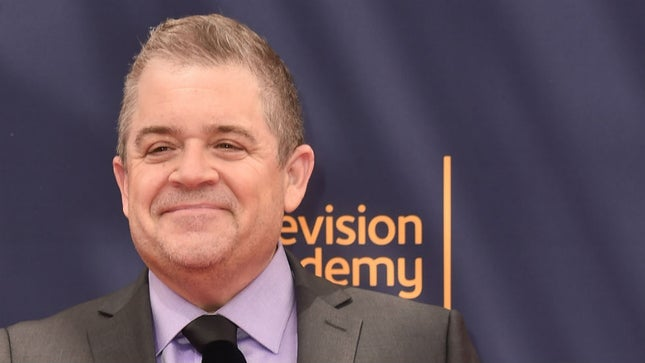 Image of actor Patton Oswalt