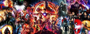 The Avengers Unite! In what order should you watch all the movies in the Marvel Universe?