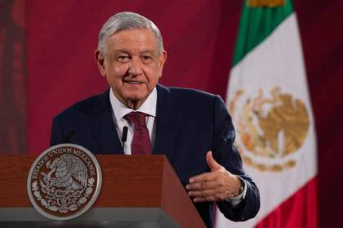 The president pointed out that the Fund was not used to promote tourism in Mexico (Photo: Courtesy of the Presidency)