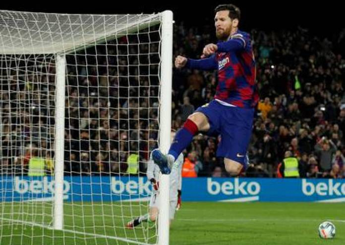 Messi became one of the best soccer players in history (REUTERS / Albert Gea)
