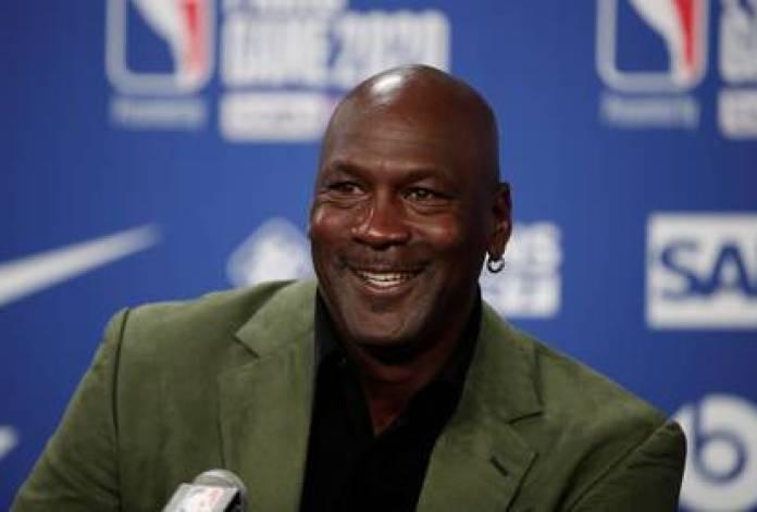 Jordan won six NBA championships and was chosen five times as the league's MVP (REUTERS / Benoit Tessier)