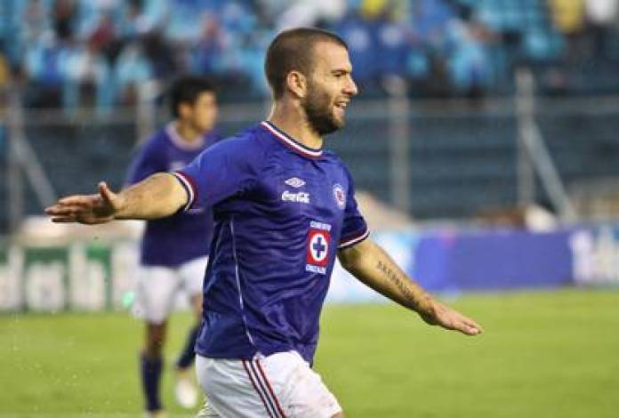 Villa scored 66 goals with Cruz Azul (Photo: Cuartoscuro)