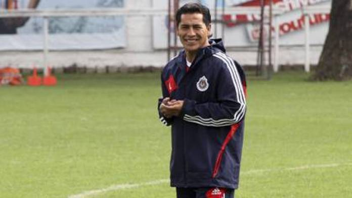 The retired midfielder is in a hospital in the capital of Jalisco (Photo: Cuartoscuro)