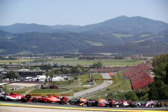 The Austrian Grand Prix will open the Formula 1 season amid the coronavirus pandemic (REUTERS)