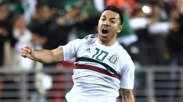 Marco Fabián played in Germany during the Colombian process (Photo: AFP)