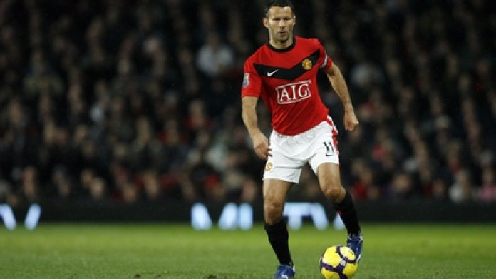Ryan Giggs took first place on the payroll (Shutterstock)
