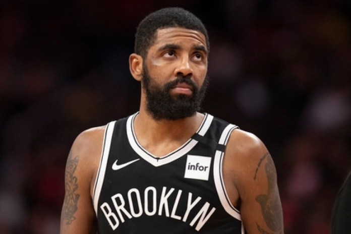 Kyrie Irving would be the man who would drive a player boycott to cancel the remainder of the NBA season (Tommy Gilligan-USA TODAY Sports)