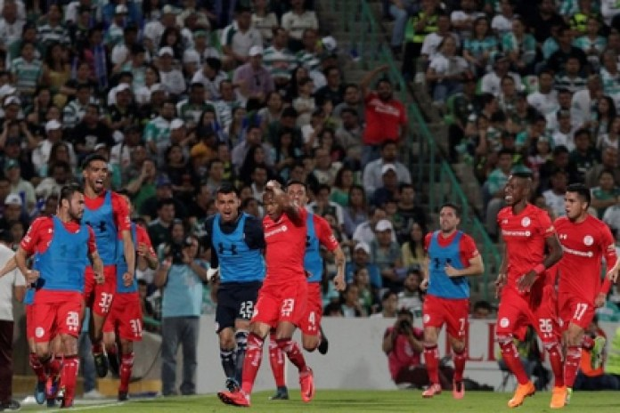 Toluca is also one of the teams with the most positive cases (Photo: Daniel Becerril / Reuters)