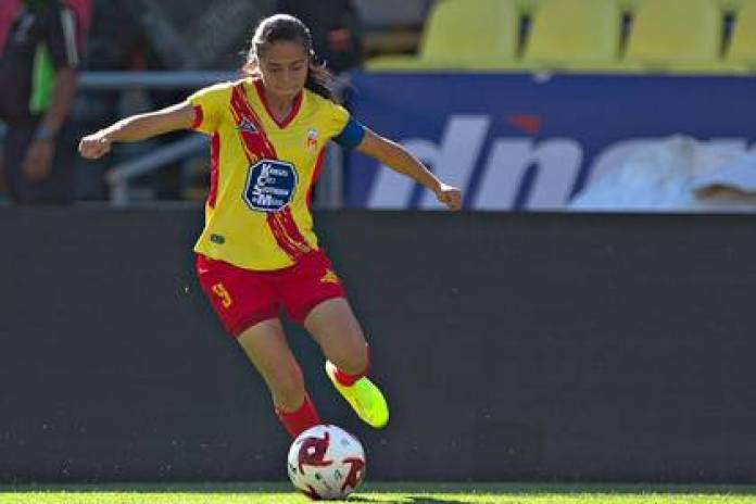 Dalia Molina confessed that she is already looking for other options (Photo: Monarcas Morelia)