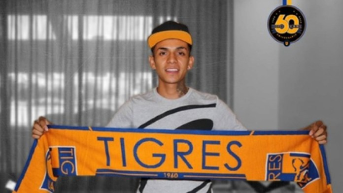 The footballer comes from the Foxes of the Atlas and will present his medical exams to stamp his signature with his new club (Photo: Tigres UANL)