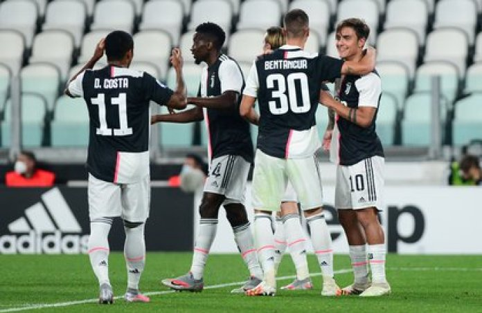 Juventus is the leader of the Italian Serie A and is looking for a new win to take another step towards the title (REUTERS)