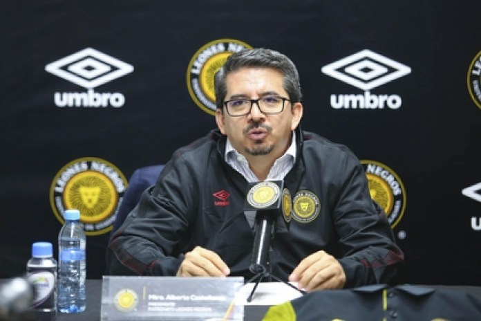 Leones Negros accused Femexfut of closing the doors to be in the maximum circuit of Mexican soccer (Photo: University of Guadalajara)