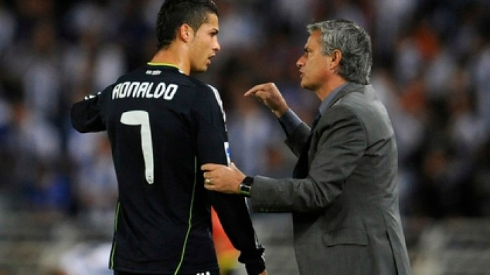 Mourinho was coach of Real Madrid between 2010 and 2013