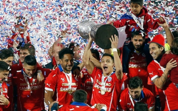 Chile became champion of the 2015 Copa America by beating Argentina on penalties