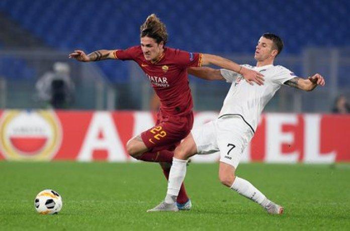 Nicolo Zaniolo, the other desire of Juventus (REUTERS / Alberto Lingria)