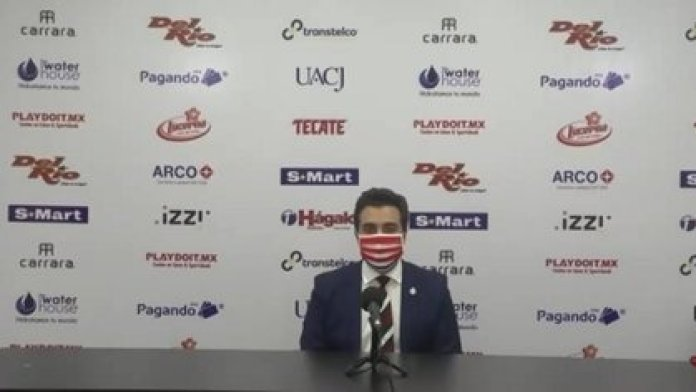 Marcelo Michel Leaño asserted that Vucetich will be able to achieve important things with Chivas (Photo: Screenshot)