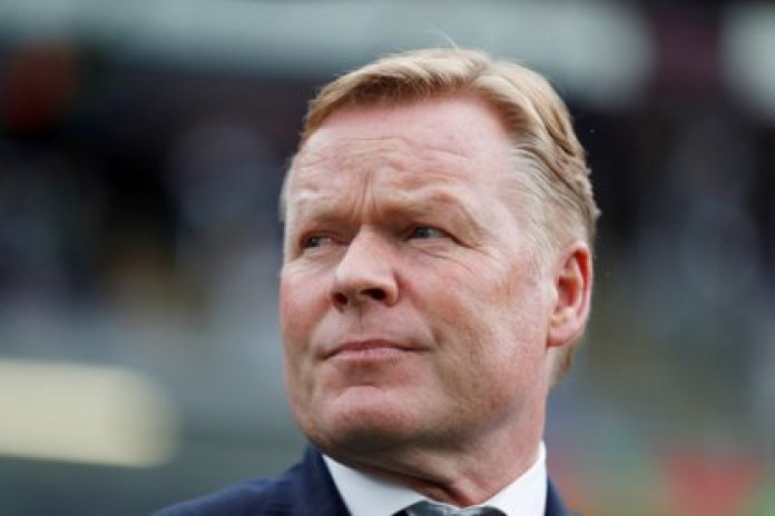 Koeman is the new coach of FC Barcelona - REUTERS / Rafael Marchante / File Photo