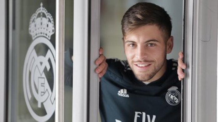 Francisco Feuillassier is 22 years old and plays for Real Madrid (Photo: Facuendo Pechervsky)