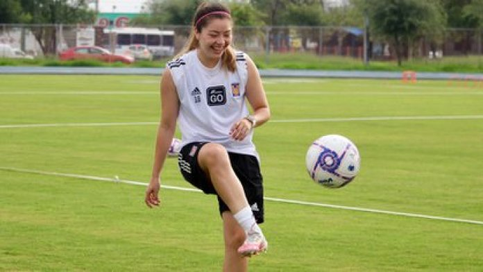 The scorer will miss the first match of the tournament, which will be played on August 17 against Toluca. (Photo: Twitter @ TigresFemenil)