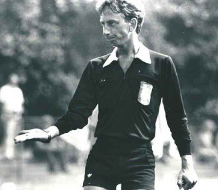 John Blankenstein was the first openly gay soccer referee (Facebook John Blankenstein Foundation)
