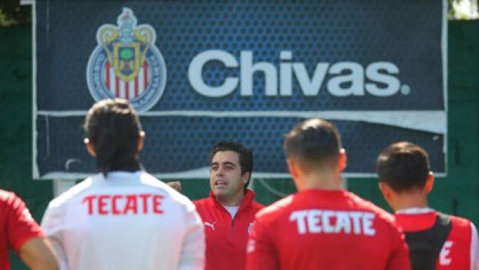 Marcelo Michel Leaño was happy with the performance of the players (Photo: Twitter / @Chivas)