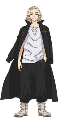 "Tokyo Revengers anime premiere in 2021 - cast - Yuu Hayashi as Manjirou ""Mikey"" Healthy"
