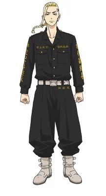 Estreno del anime Tokyo Revengers en 2021 – elenco --Tatsuhisa Suzuki como Ken – Doraken --Ryuguji
