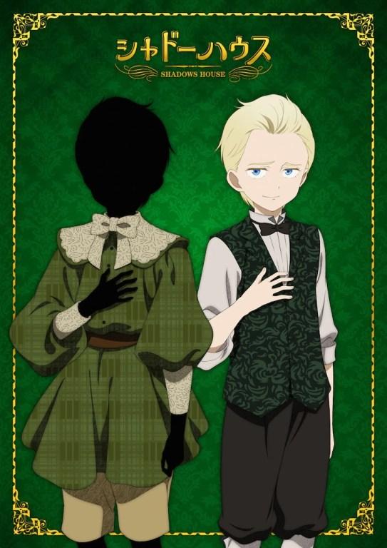 Anime Shadows House - Spring 2021 - Anime News - Cast - Reiji Kawashima as Patrick / Ricky