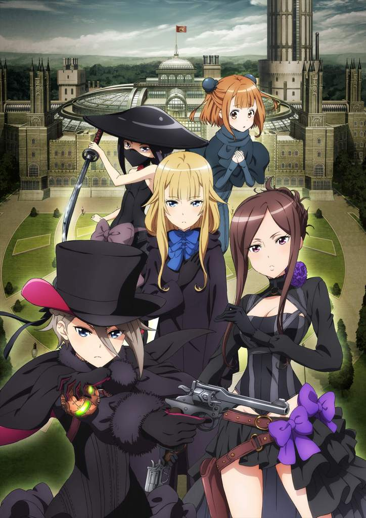 Second Princess Principal: Crown Handler movie confirmed to premiere in fall - anime news 2021 - anime premieres - watch anime movies
