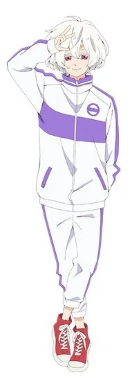 Bakuten !!  Rhythmic Gymnastics anime coming April 2021 - anime news - anime premieres - cast - Ayumu Murase as Mashiro Tsukiyuki