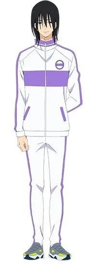 Bakuten !!  Rhythmic gymnastics anime coming April 2021 - anime news - anime premieres - cast - Soma Saito as Kyoichi Ryugamori