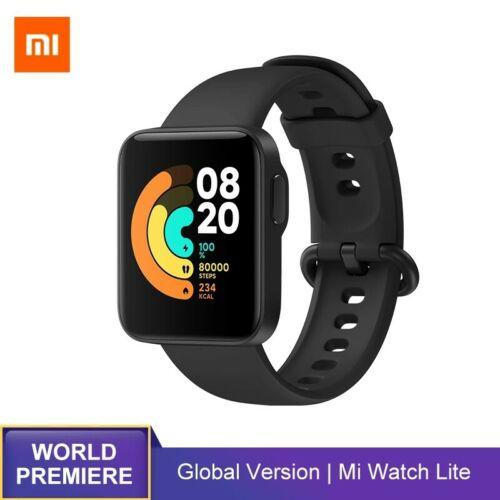 Xiaomi Mi Watch Lite, sports smartwatch with waterproof GPS EN