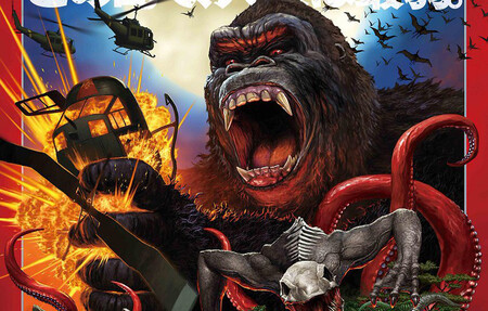 Kong Skull Island Ver8 Xlg