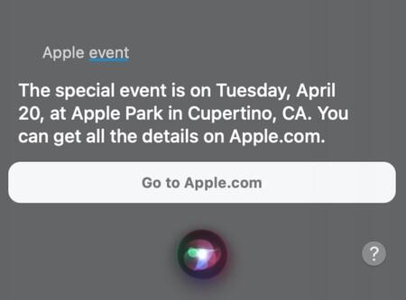 Siir Apple Event April 20 2