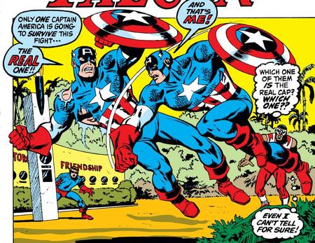 Captain America 156