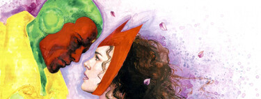 'Scarlet Witch and Vision' through the comics: this is the love story of the syntezoid and the mutant who destroyed the Avengers
