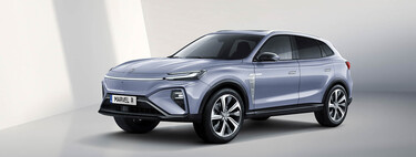 The new MG Marvel R Electric is a Chinese electric SUV with 288 hp and 400 km of autonomy that will land in Spain in summer