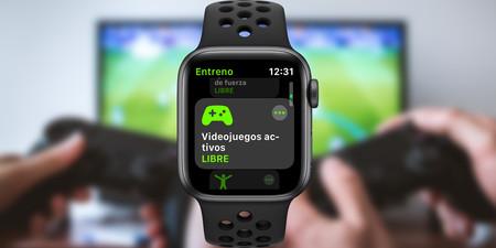 Apple Watch Viddeojuegos Activos