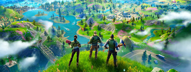What it's like to play Fortnite on PS5