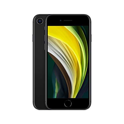 Apple iPhone SE (256GB) - Black