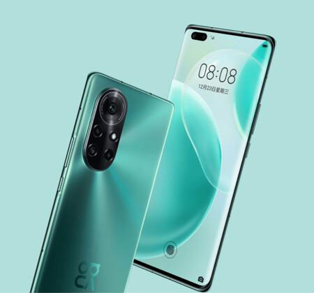 Huawei Novaa 8 4g Verde