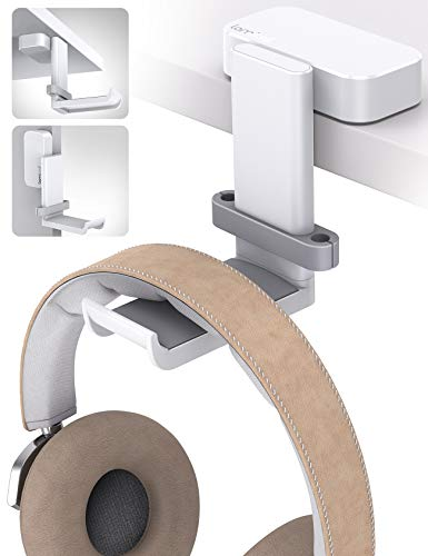 Lamicall Adjustable Headphone Stand - White