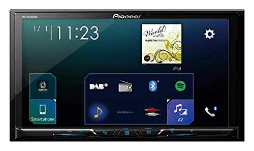 Pioneer SPH-DA230DAB Multimedia Display, Black, Single