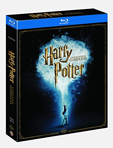 Harry Potter Complete Collection Pack [Blu-ray]